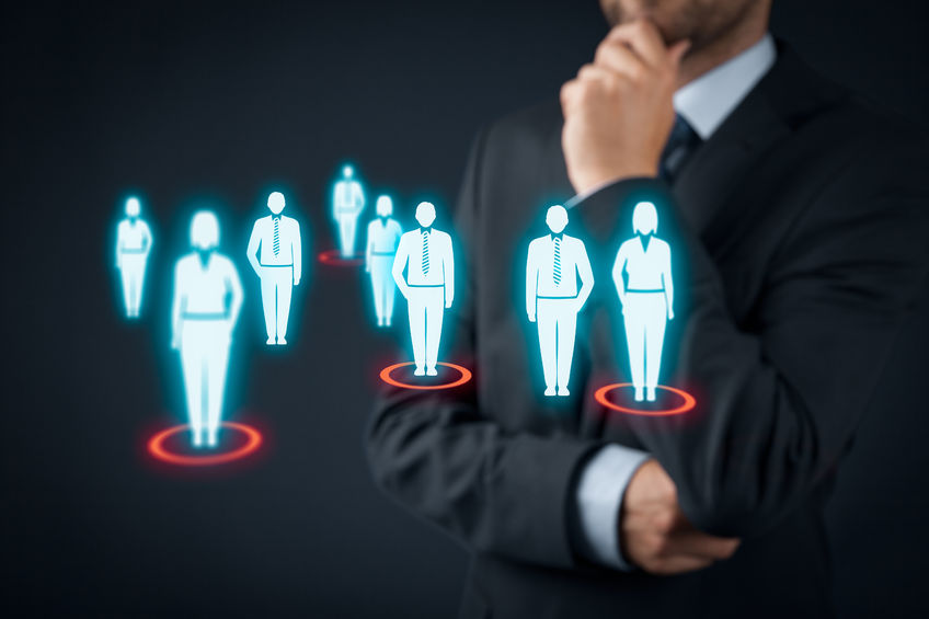 Segment your clients based on demographics
