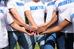 The subtle art of volunteering