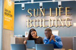 Sun Life's new headquarters puts focus on digital innovation
