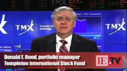 Reed: Why clients should invest 50% of their equities abroad