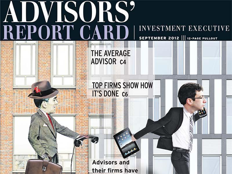 Advisors Report Card 2012