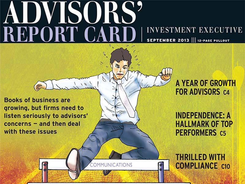 Advisors Report Card 2013