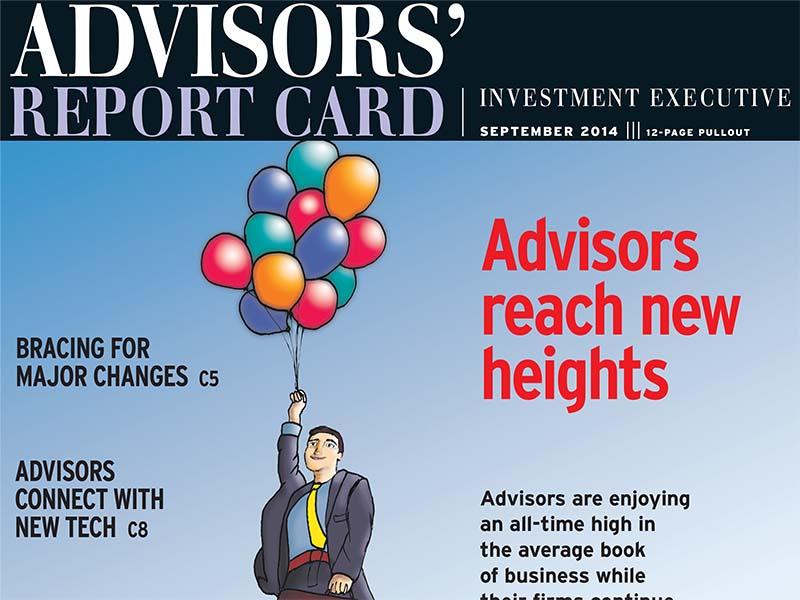 Advisors Report Card 2014