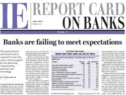 Report Card on Banks 2017