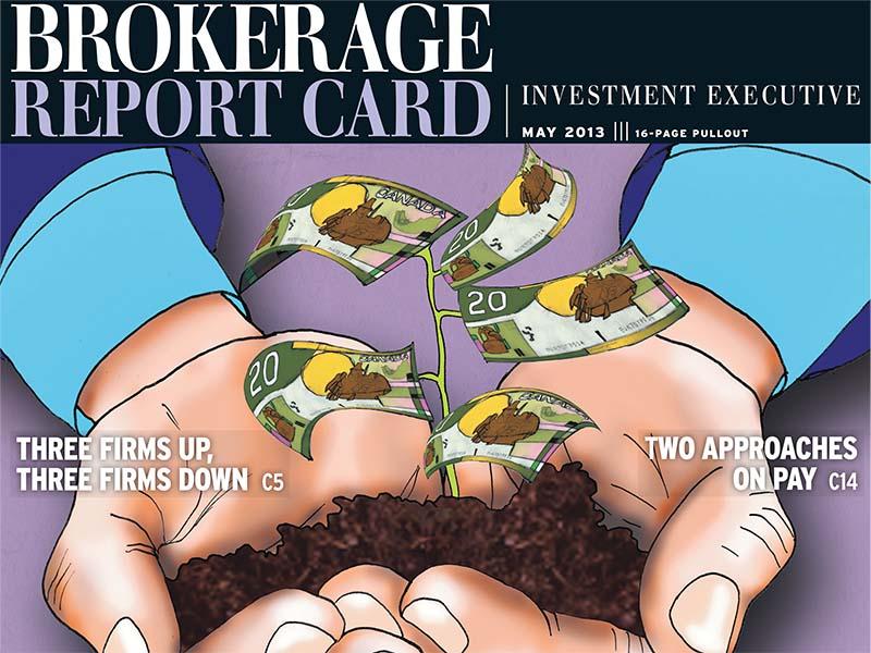 Brokerage Report Card 2013