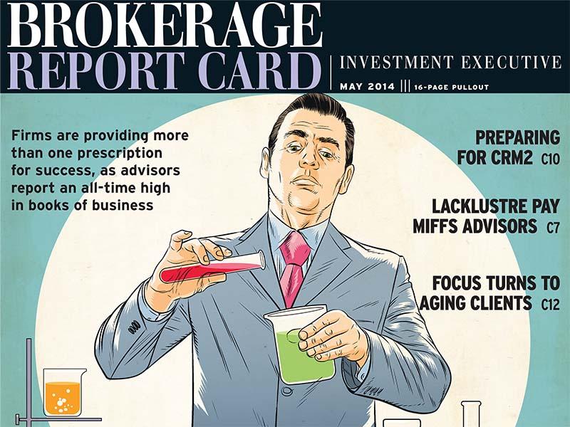 Brokerage Report Card 2014