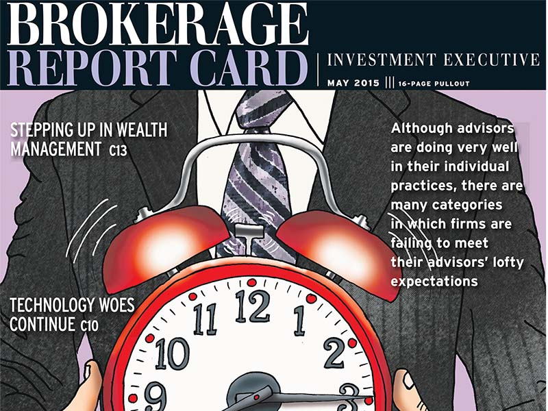 Brokerage Report Card 2015