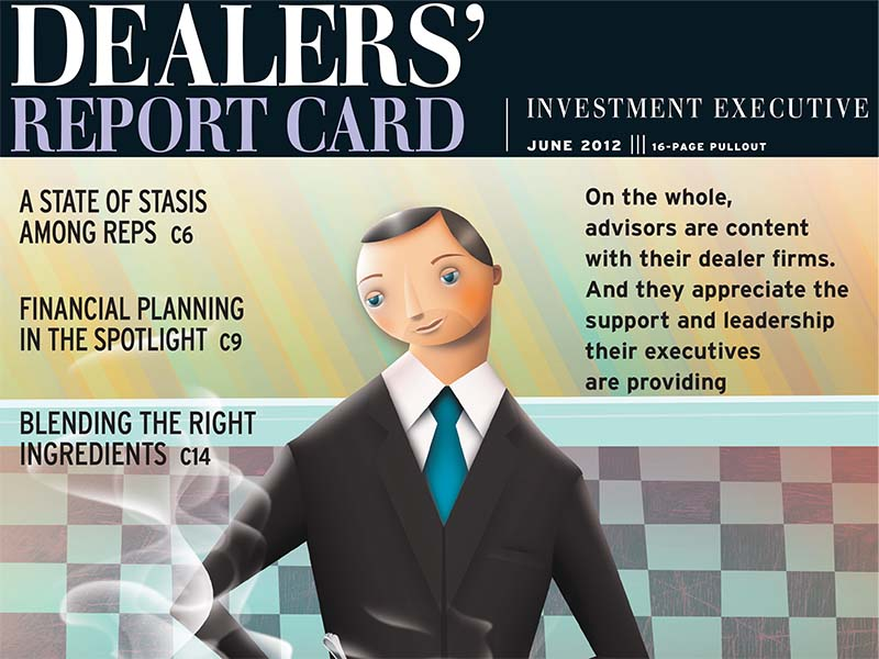 Dealers Report Card 2012