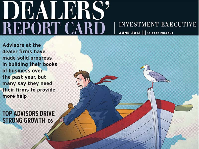 Dealers Report Card 2013