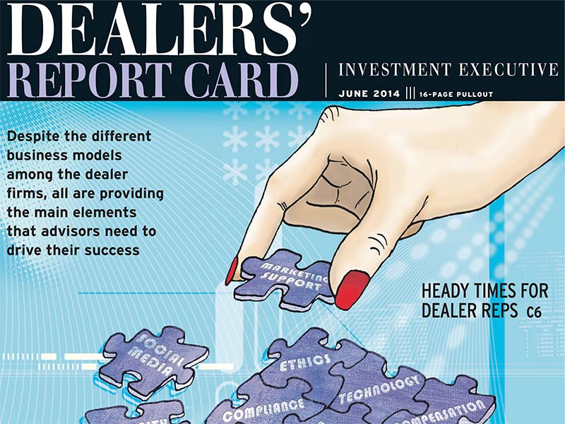 Dealers Report Card 2014
