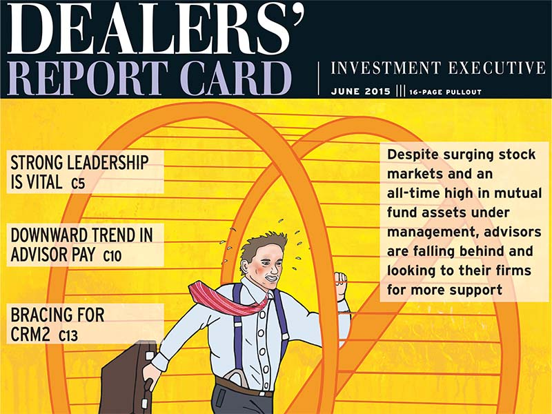 Dealers Report Card 2015