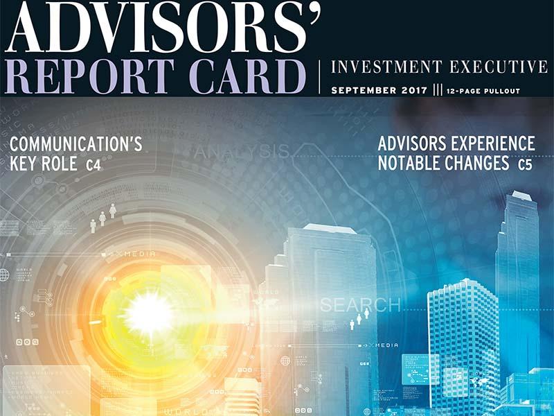 Advisors Report Card 2017