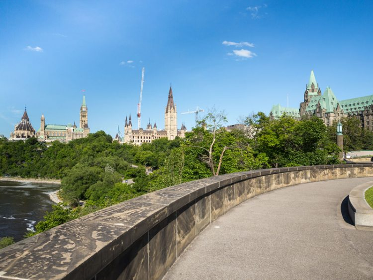 The Buildings and Skyline of Ottawa