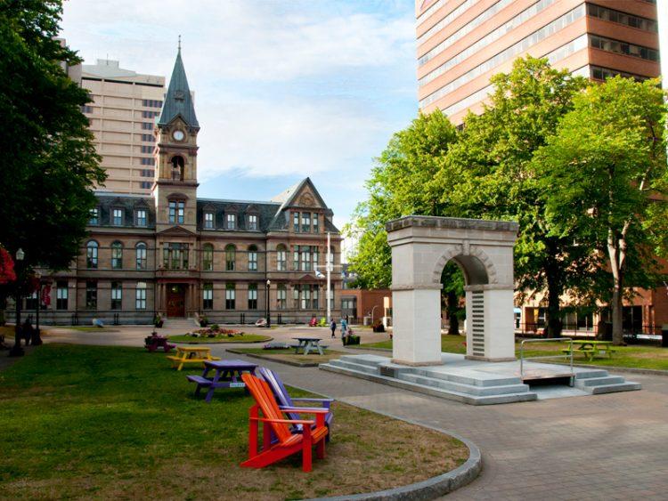 Memorial Park - Halifax