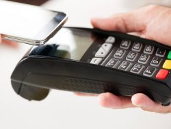 NFC - Near field communication mobile payment