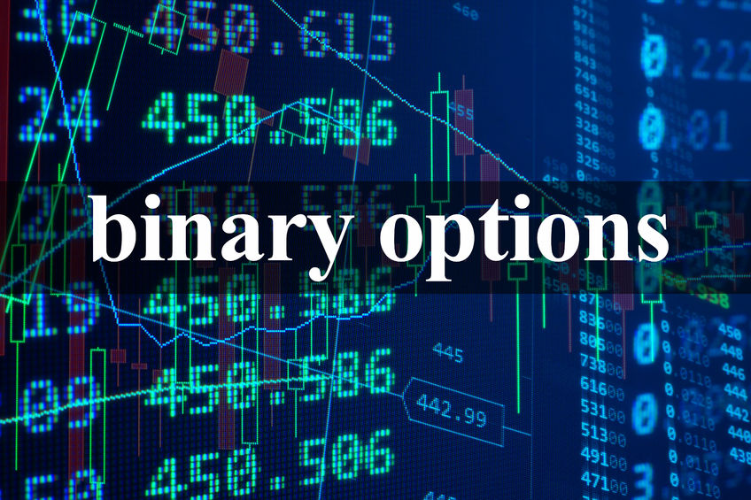Twitter binary options