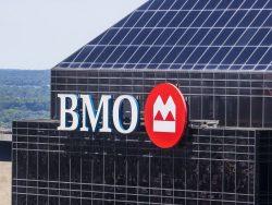 BMO signage in Indianapolis