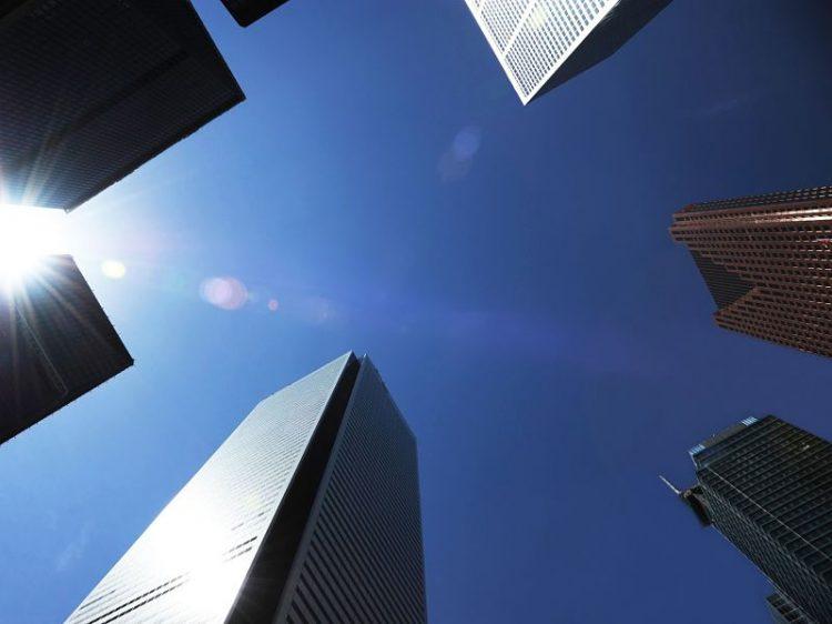Toronto bank towers