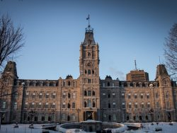 Quebec National Assembly exterior