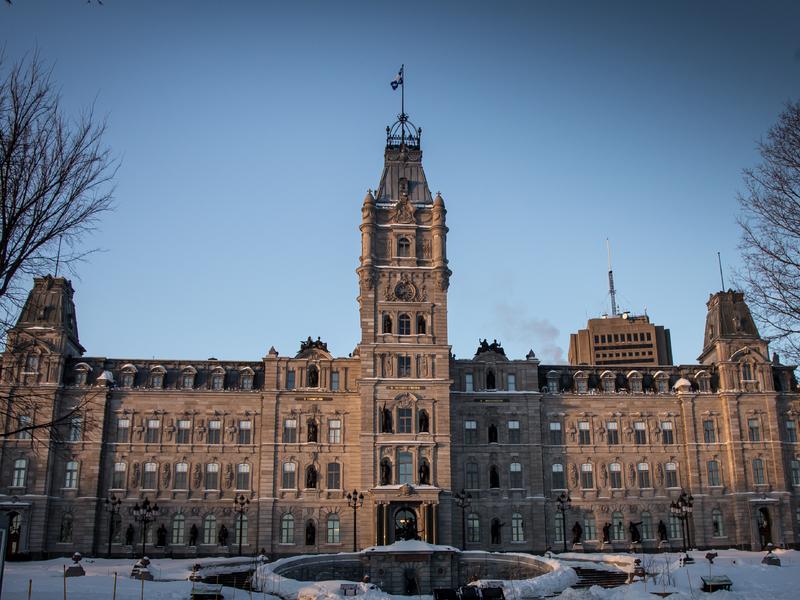 Quebec National Assembly exterior