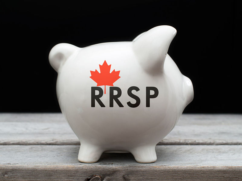 RRSP piggybank