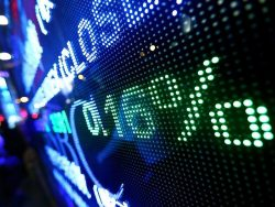 stock market pricing abstract