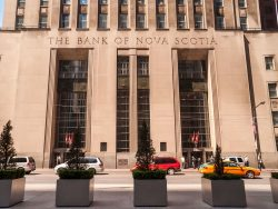 Bank of Nova Scotia, Toronto, On