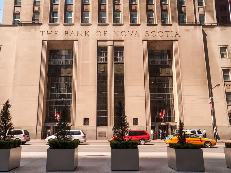 Bank Of Nova Scotia Toronto On