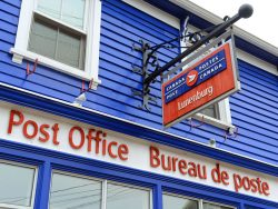 Canada Post Office exterior
