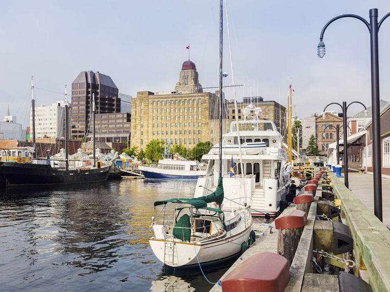 Halifax, Nova Scotia, Waterfront