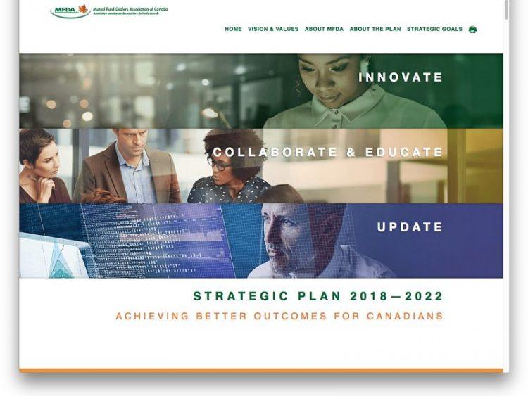 MFDA 2018-2022 Strategic Plan