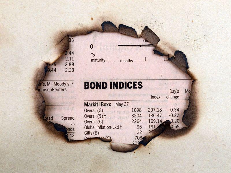bond indices, newspaper,