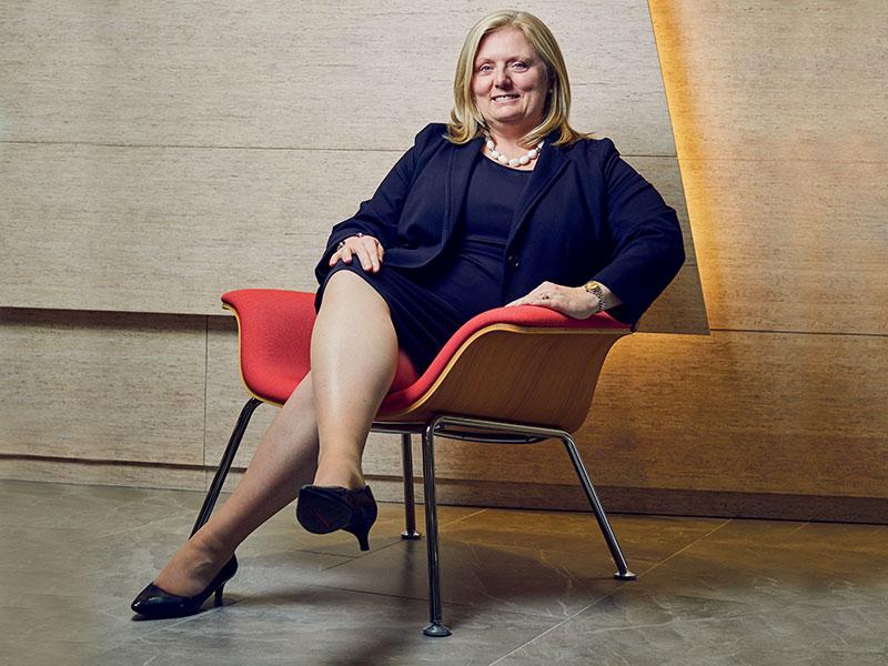 Kathy Bock, Vanguard