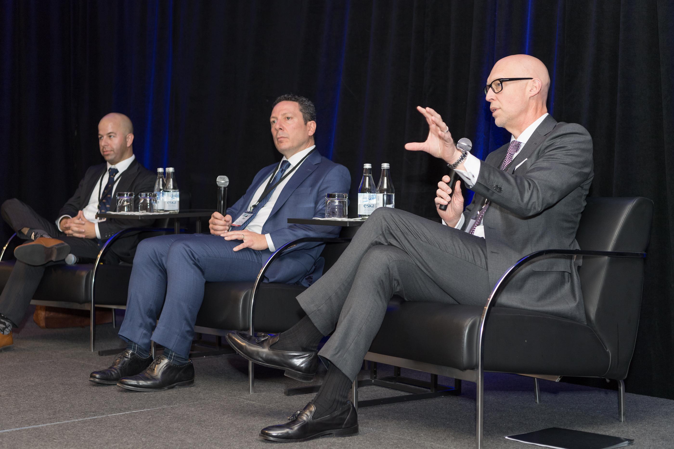 ETF Summit 2019 c-suite panel