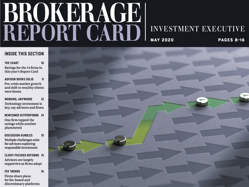 Brokerage Report Card 2020