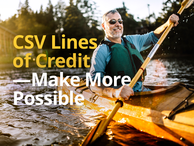 Equitable Bank CSV Lines of credit