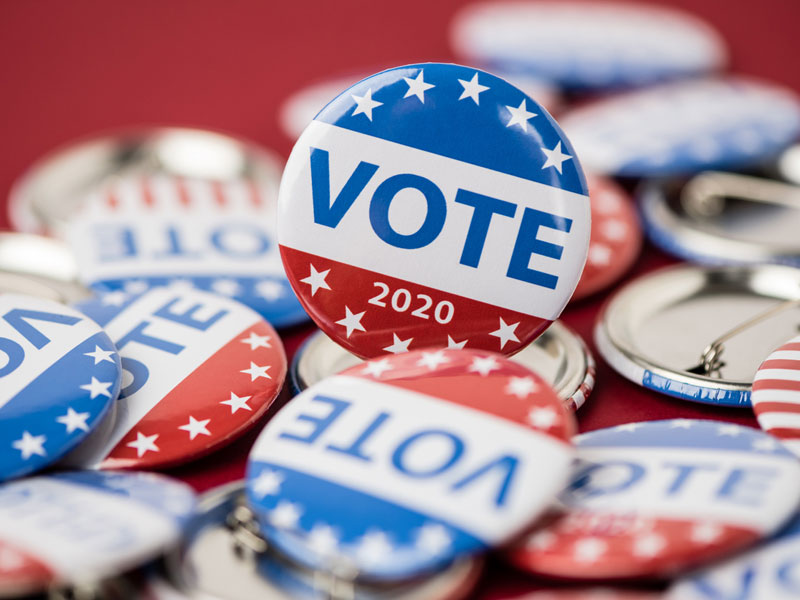 U.S. presidential election 2020