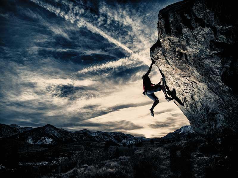 rock climbing risk