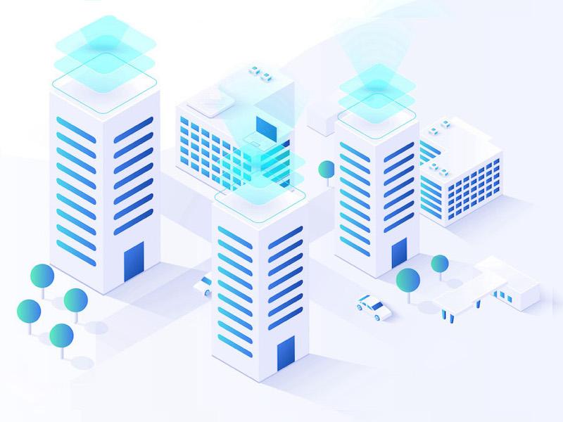 Smart city real estate