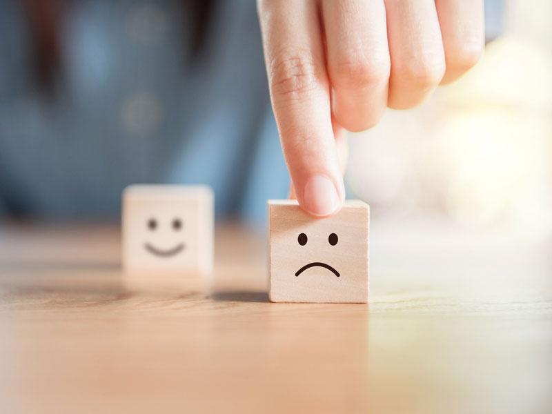 unhappy